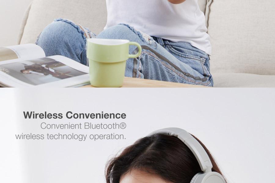 IV190 Lite Wireless Noise Cancelling Headphones