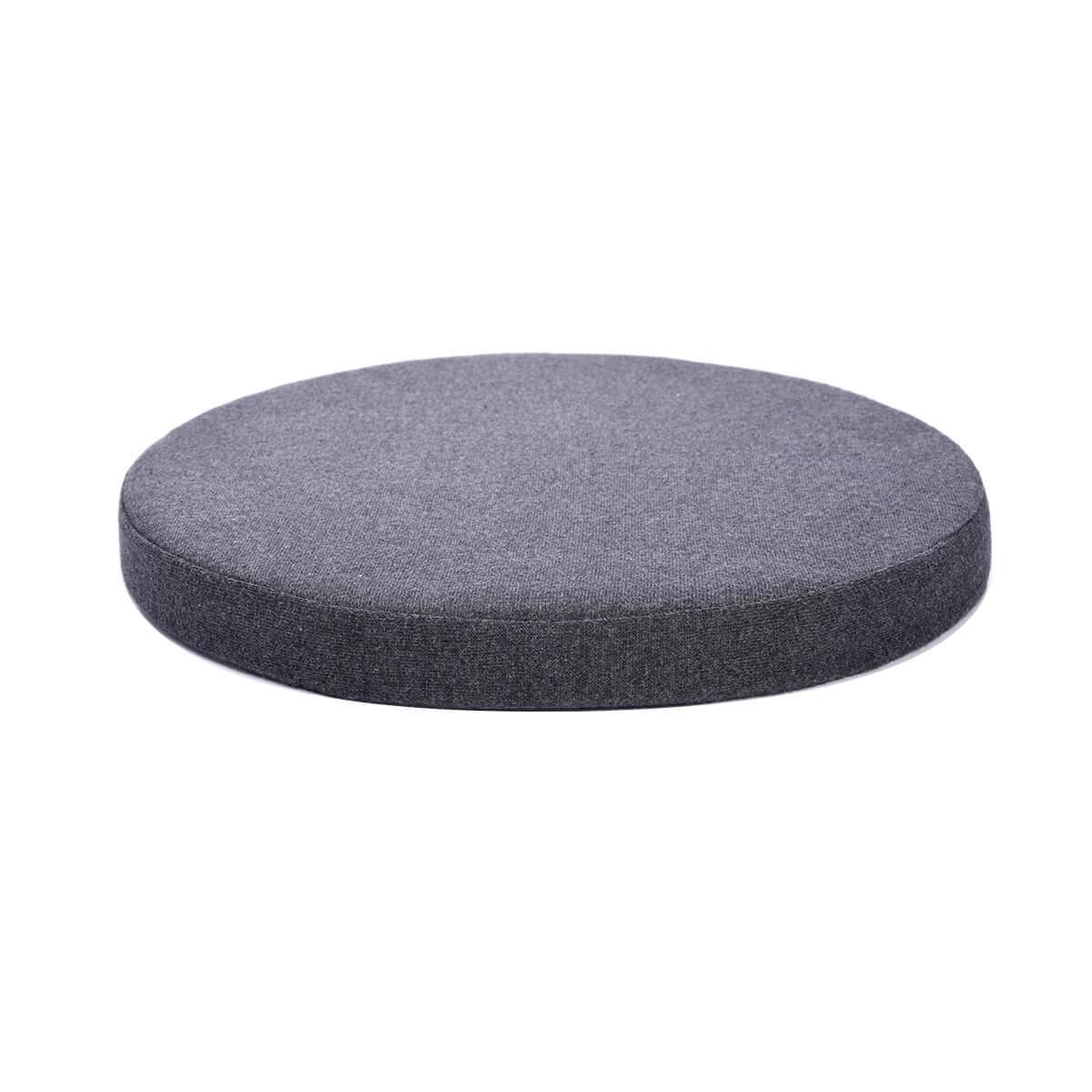 Jersey Cotton Round Seat Cushion