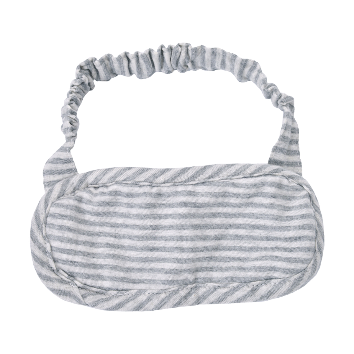 Stripped Travel Eye Mask