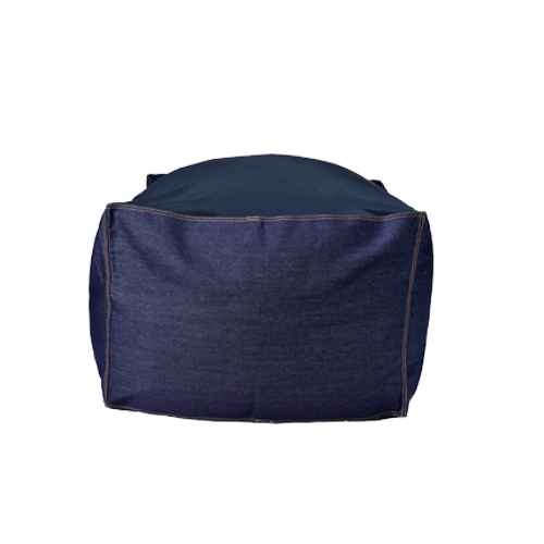 Cotton Denim Bean Bag Cover S 37 90