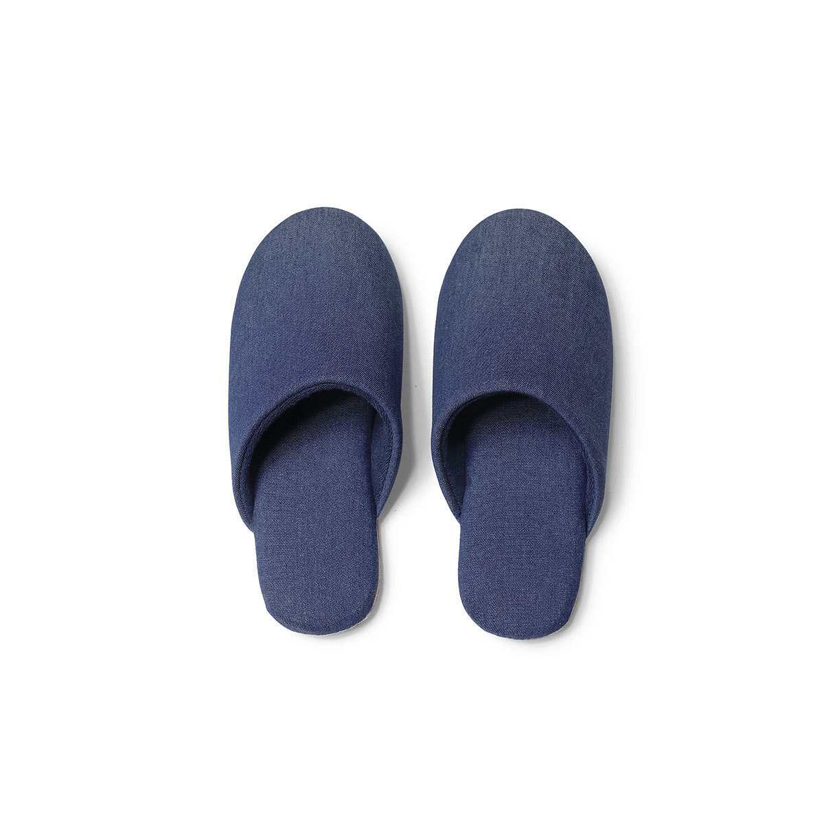 6a1fd5f15 Navy Home Slippers