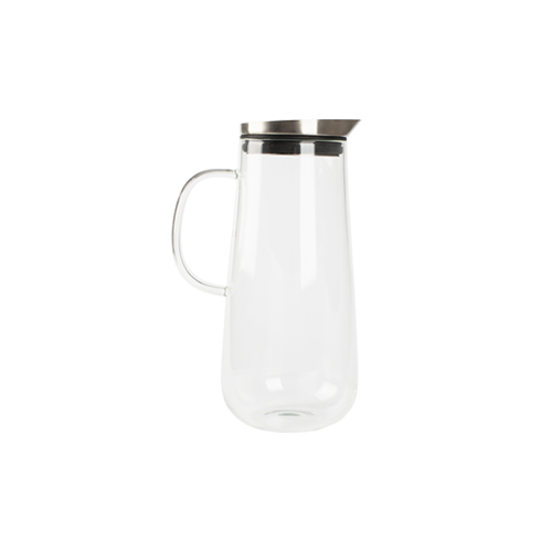 Borosilicate Glass Water Pitcher