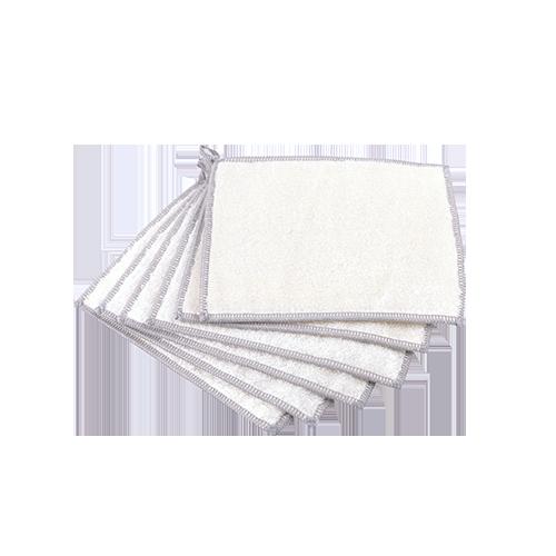 Greaseless Bamboo Microfiber Cloth 6s