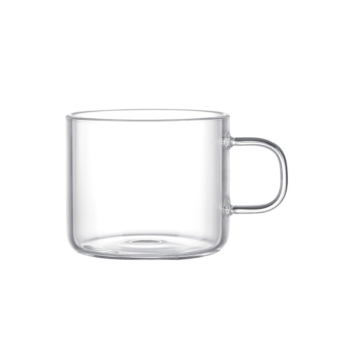 Halo Borosilicate Cup (Set of 2)