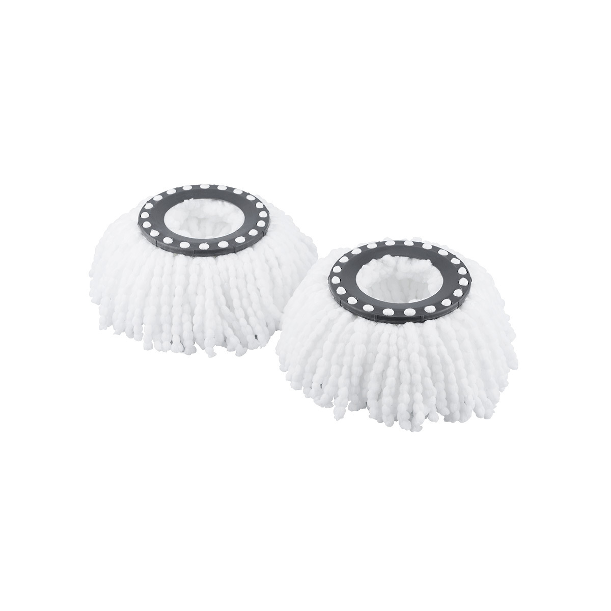 Turbo Pro Mop Head Replacements (Set of 2)