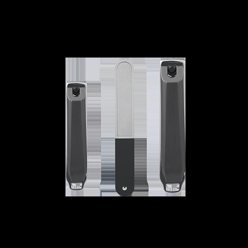 Set Of 3 Nail Tools Kit