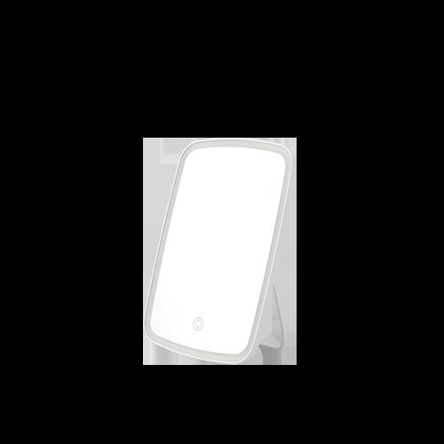 Foldable LED Vanity Mirror