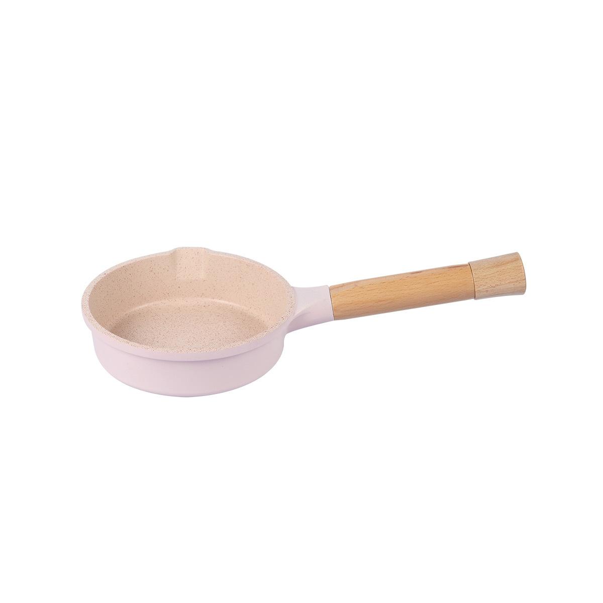 Pastel Non-Stick Frying Pan alat masak