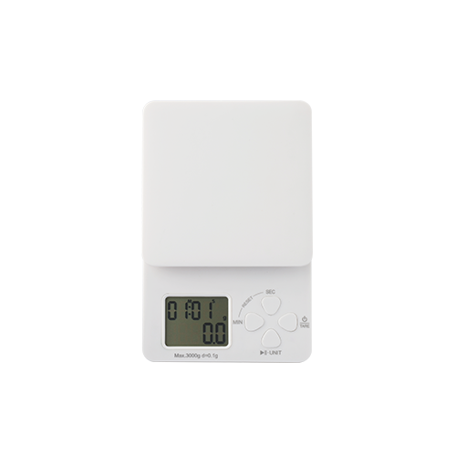 Magnetic 2-in-1 Kitchen Scale & Timer