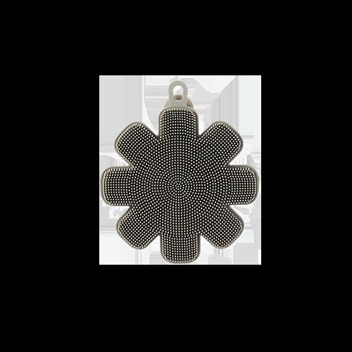 Double Sided Silicone Dishwashing Sponge