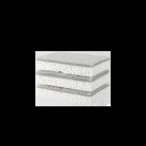 Dishwashing Sponge (Set Of 3)