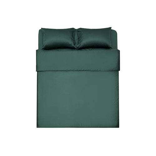 375TC Long-Staple Cotton Quilt Cover Set