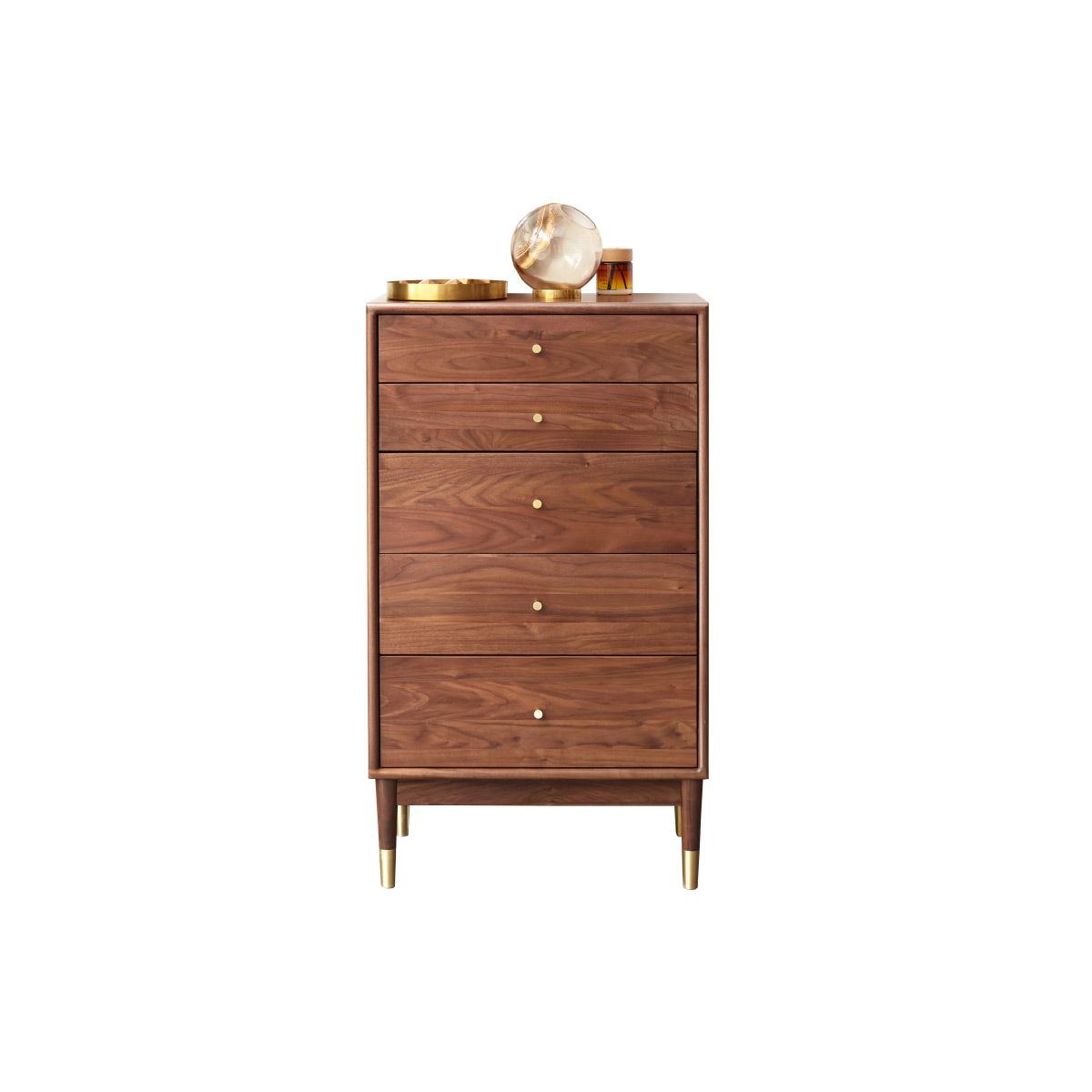 Goethe 5 Drawer Dresser