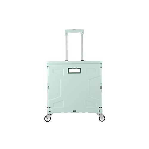 Collapsible Shopping Trolley