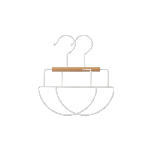 Scandi Scarf & Tie Hanger (Set of 2)