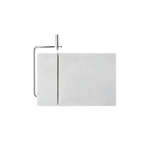 Marble Cheese Slicer & Serving Tray