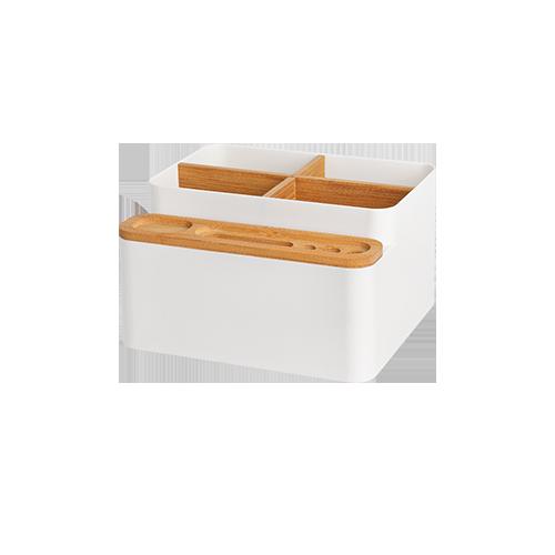 Wooden Desktop Storage Box